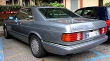 Mercedes-Benz W126 - Wikipedia