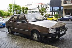 фиат крома 1988 г 2 литровый турбо