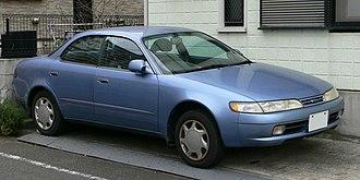 Toyota Corolla (E100) - Toyota Corolla Ceres
