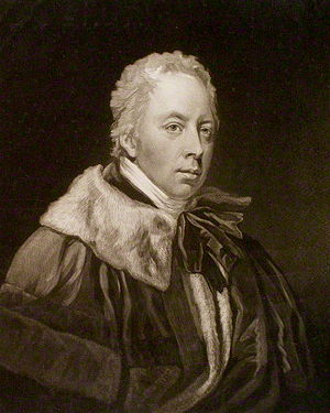William Lowther, 1st Earl of Lonsdale - The Earl of Lonsdale.
