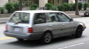 Mercury Tracer - Mercury Tracer wagon