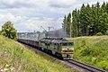 2ТЭ116-484, Russia, Moscow region, Volokolamsk - Blagoveshchenskoye stretch (Trainpix 151222).jpg