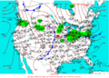 2004-06-11 Surface Weather Map NOAA.png