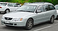 2004 Holden Commodore (VY II) Equipe station wagon (2011-11-30).jpg