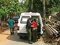 2006년 5월 인도네시아 지진피해지역 긴급의료지원단 활동 사진 046.jpg