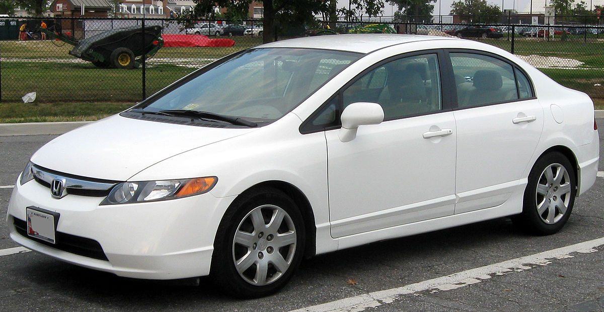 Honda Civic Eighth Generation