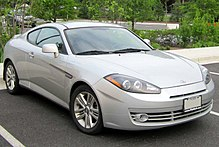 The Best Hyundai 2002 Tiburon