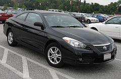 Toyota Camry Solara – Wikipedia, wolna encyklopedia