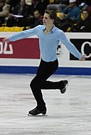 2008 JGPF men Johnson05.jpg