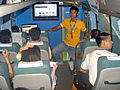2008 WiMAX Expo Taipei Shuttle Bus inside.jpg