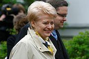 2009 m. Respublikos Prezidento rinkimai Dalia grybauskaitė 00
