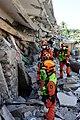 2010년 중앙119구조단 아이티 지진 국제출동100118 중앙은행 수색재개 및 기숙사 수색활동 (240).jpg