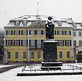 2010-01-30 Bonn Beethovendenkmal Schnee.JPG
