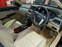 Honda Accord North America Eighth Generation Wikipedia