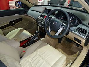 Honda Accord (North America eighth generation) - Interior