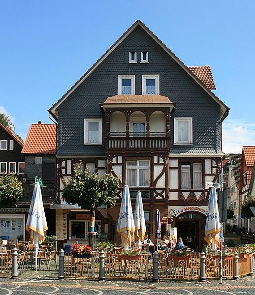 Im Marktplatz Cafe U Restaurant Sinsheim