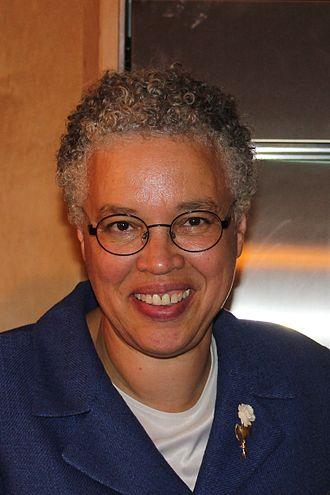 Toni Preckwinkle - Preckwinkle in 2012