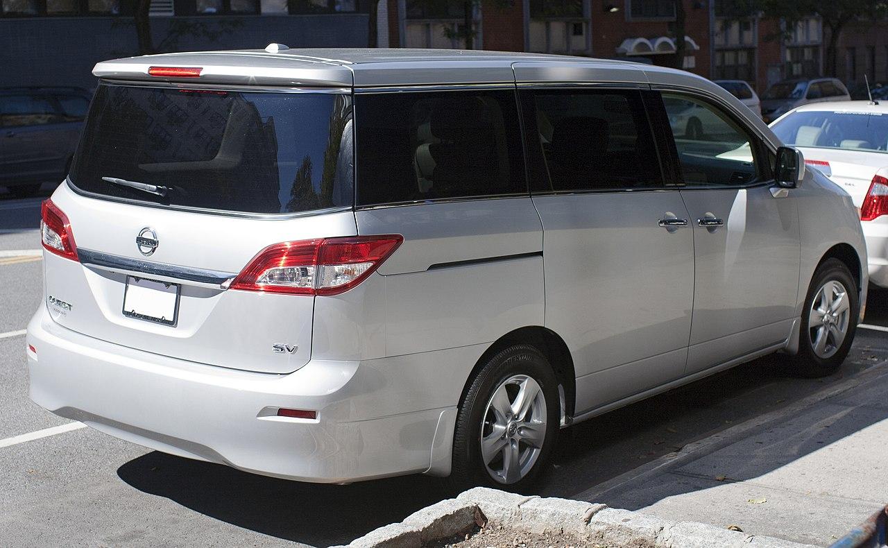 Nissan quest wikiwand vanachro Gallery