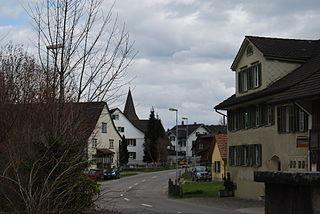 Schönholzerswilen Municipality in Switzerland in Thurgau