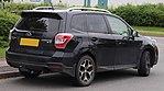 2013 Subaru Forester I XT Symmetrical AWD 2.0 Rear.jpg