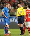 2014-05-30 Austria - Iceland football match, Matej Jug 0824.jpg