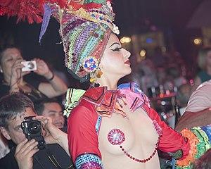 Tropicana Club - Image: 2014 01 Havana 656