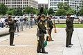 2014 Police Week Border Patrol Drill Team (14189681271).jpg