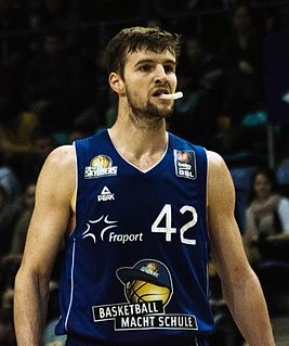 Canadian professional basketball player from Odessa, Ontario