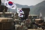 2015.6.1 제8군단 해상사격 Firing Exercise Multiple Rocket Launcher, Republic of Korea Army 8th Corps (17998575524).jpg