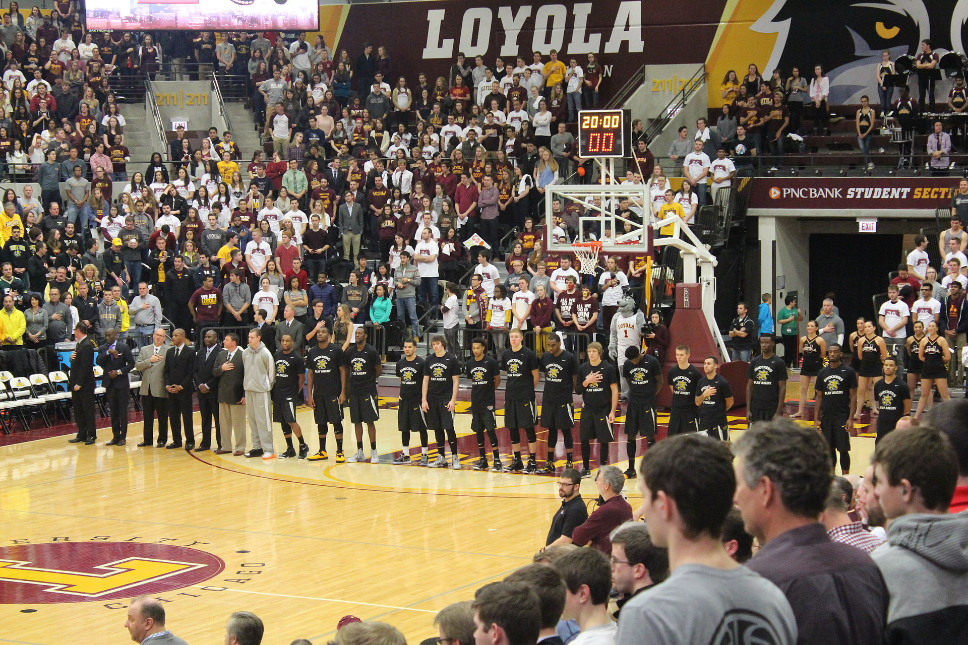 2014–15 Wichita State Shockers men's basketball team - Wikipedia