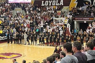 2014–15 Wichita State Shockers men's basketball team - Image: 20150111 Wichita State Shockers