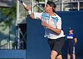 2015 US Open Tennis - Qualies - Jose Hernandez-Fernandez (DOM) def. Jonathan Eysseric (FRA) (20777812278).jpg