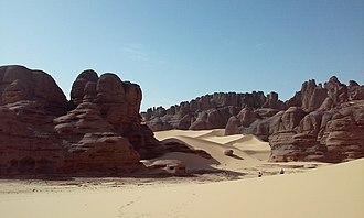Algerian Desert - Image: 20161118 094922Djanet