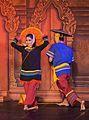 2016 Phnom Penh, Tradycyjny Kambodżański Pokaz Tańca (176).jpg