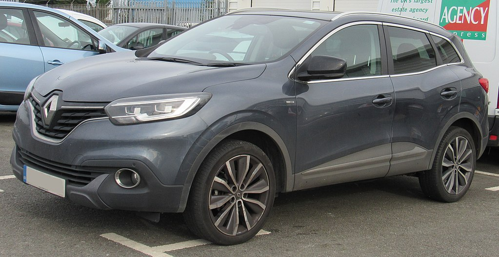 File2016 Renault Kadjar Signature Dci 15g Wikimedia Commons
