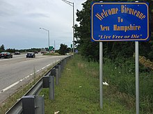 Interstate 95 in New Hampshire - Wikipedia