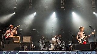 Biffy Clyro Scottish indie band
