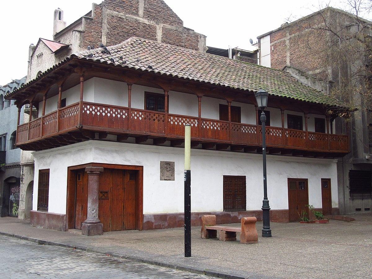 Posada del corregidor wikipedia la enciclopedia libre for Casas en chile santiago