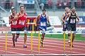 2018 DM Leichtathletik - 400-Meter-Huerden Maenner - Luke Campbell - by 2eight - DSC9451.jpg