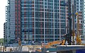 2018 Woolwich Royal Arsenal, Waterfront construction site 06.jpg