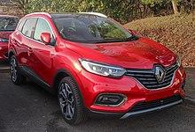 J And S Auto Sales >> Renault Kadjar - Wikipedia