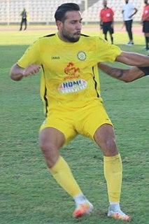 Abou Bakr Al-Mel Lebanese footballer