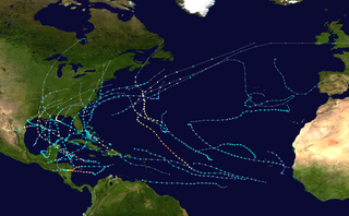 2020 Atlantic hurricane season Hurricane season in the Atlantic Ocean