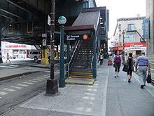 20-я авеню (линия Уэст-Энд, Би-эм-ти) — Википедия