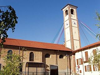 Vauda Canavese Comune in Piedmont, Italy