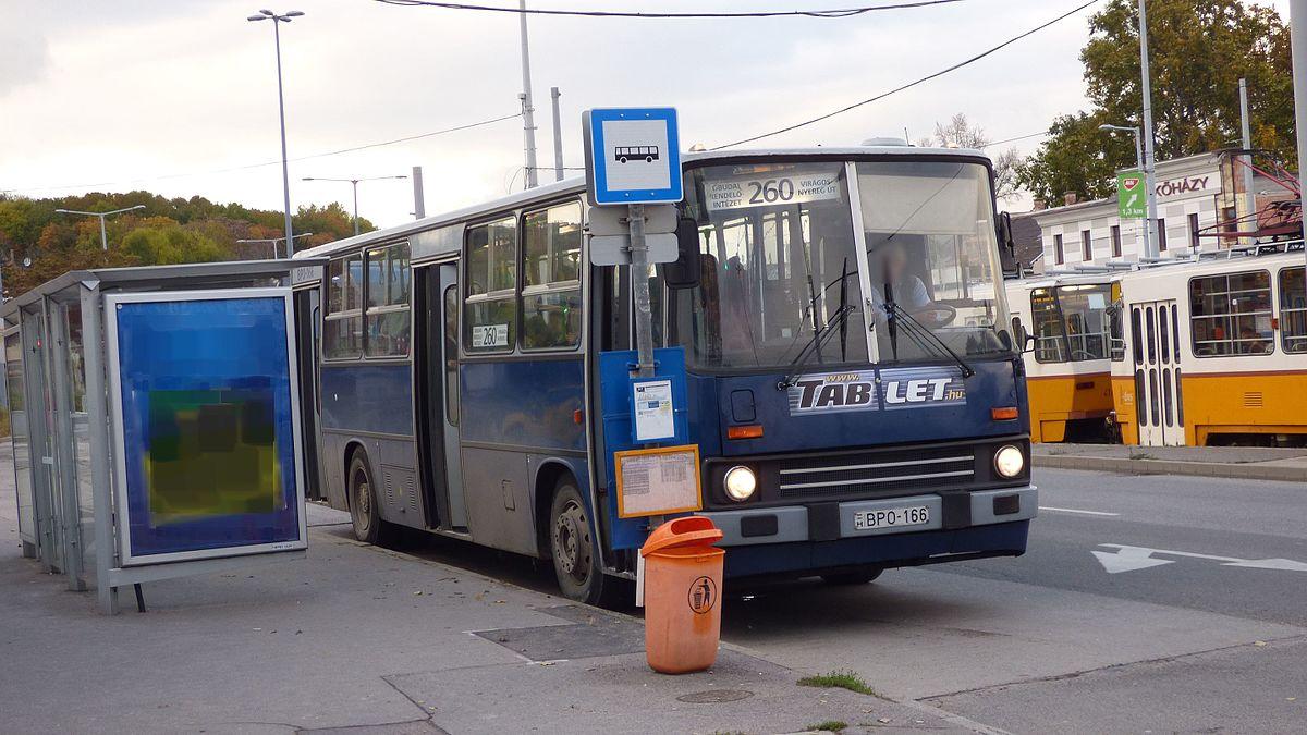 260-as busz (Budapest) – Wikipédia