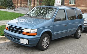 Dodge Caravan - Wikipedia on