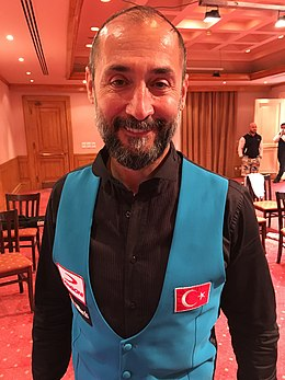 3-Cushion World Cup 2017-7-Semih Sayginer (TUR).jpg