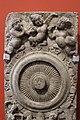 31.3. Pilaster-Swing Chakra-2nd century CE-Limestone-Amravati-Andhra Pradesh-Sculpture Gallery-Indian Museum-Kolkata-A2-A25076.jpg