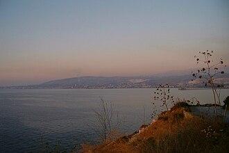 Akkar District - Coastline